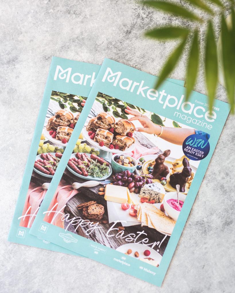 Marketplace magazine easter edition